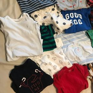 Other - Bundle of baby clothes.